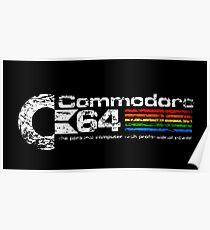 commodore 64 Poster