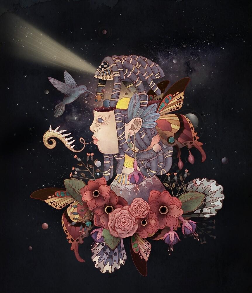 «Aeonian I: Nebula oceanos» de aledelatorre