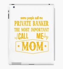 PRIVATE BANKER BEST COLLECTION 2017 iPad Case/Skin