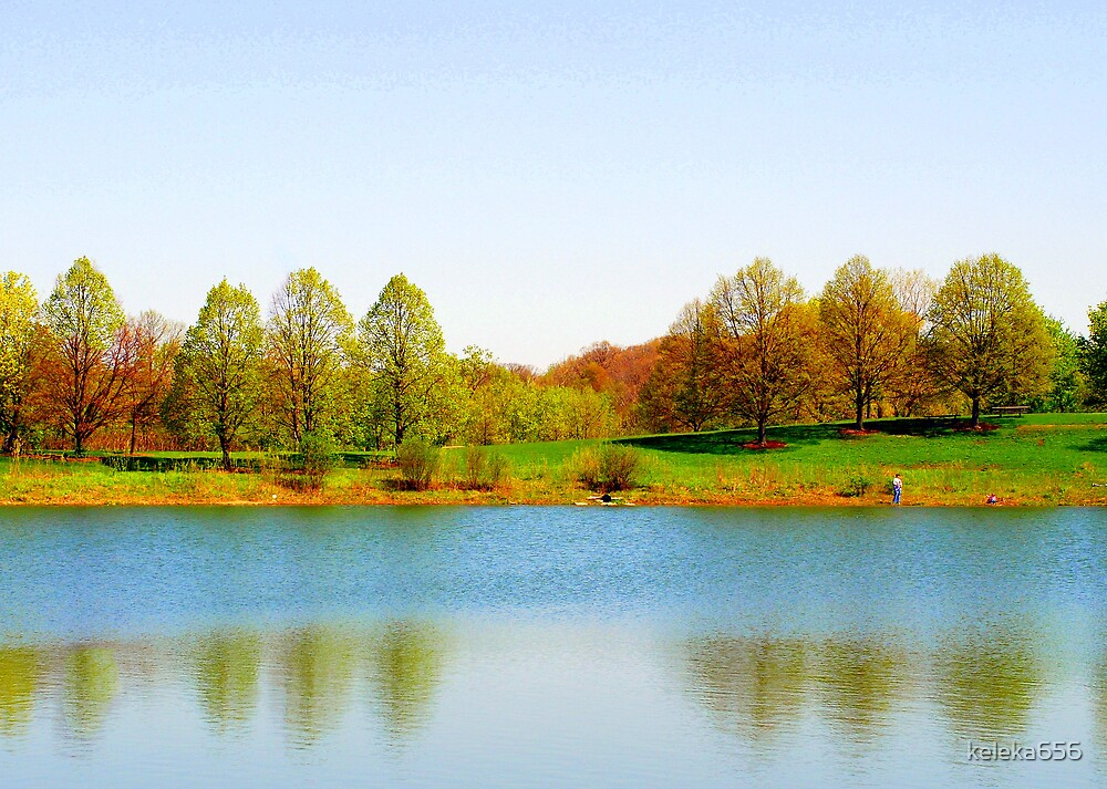 Spring Reflections by keleka656