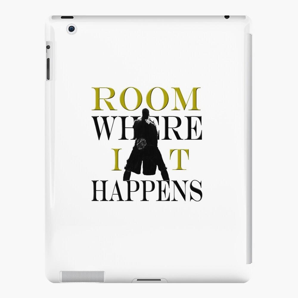 Burr Room Donde sucede Vinilos y fundas para iPad