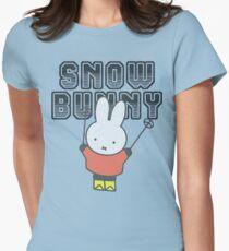 Miffy Snow Bunny Funny Shirt  T-Shirt