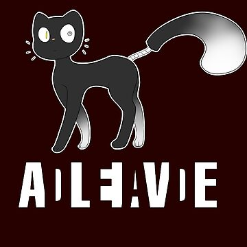 Schrödinger's cat: Alive or Dead by PopCandyPOP
