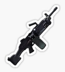 M249 LMG Sticker