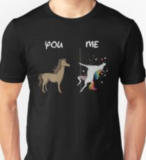 you and me unicorn T-Shirt