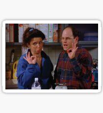 Seinfeld - Perfect Sticker