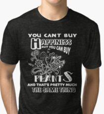 You Can Buy Plants T Shirt Tri-blend T-Shirt