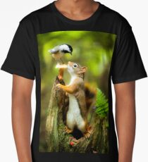 Chipmunk Long T-Shirt
