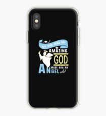 My Son Was So Amazing T Shirt iPhone Case