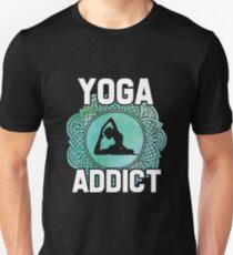 Yoga Addict  T-Shirt