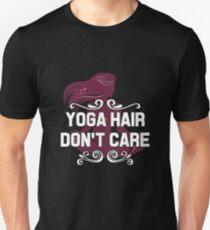 Yoga Hair Don't Care T-Shirt