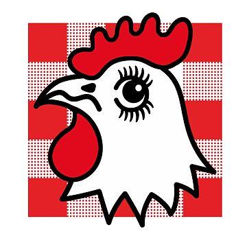 Gingham Chicken by MdeP