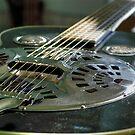 Resonator Guitar by Avalinart