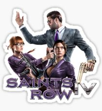 Saints Row  Sticker