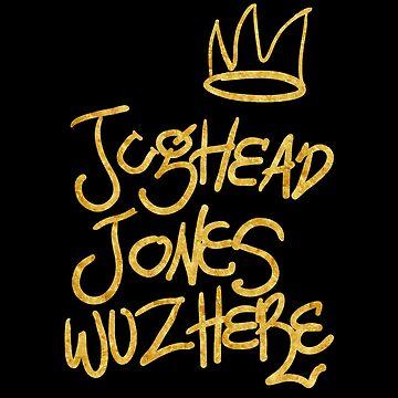 Jughead Jones was here (Riverdale) by nazeli