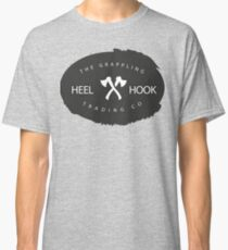 Heelhook - The Grappling Trading Co [Dark] Classic T-Shirt