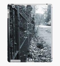 The Fence iPad Case/Skin
