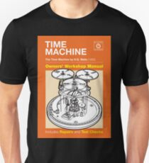 Owners Manual - HG Wells Time Machine Unisex T-Shirt