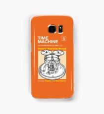 Owners Manual - HG Wells Time Machine Samsung Galaxy Case/Skin