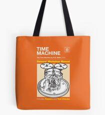 Owners Manual - HG Wells Time Machine Tote Bag