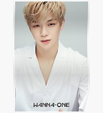 Póster WANNA-ONE (황 미현) ft. Kang Daniel (강 다니엘)