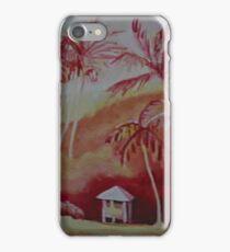 Tropical Kitsch iPhone Case/Skin