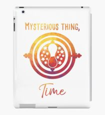 Time Turner iPad Case/Skin