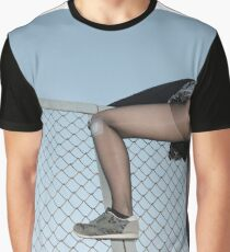 Fence Graphic T-Shirt