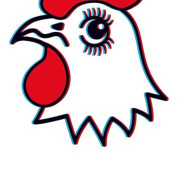 Chicken Shop Chicken by MdeP