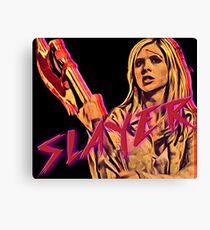 Buffy - The Slayer Canvas Print