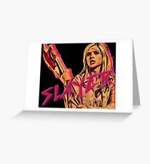 Buffy - The Slayer Greeting Card