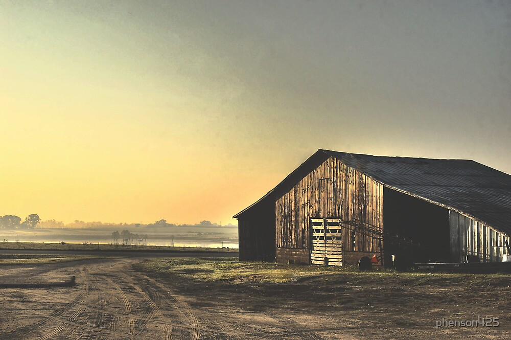 Danny's Farm by phenson425