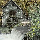 Old Mill by yevad98