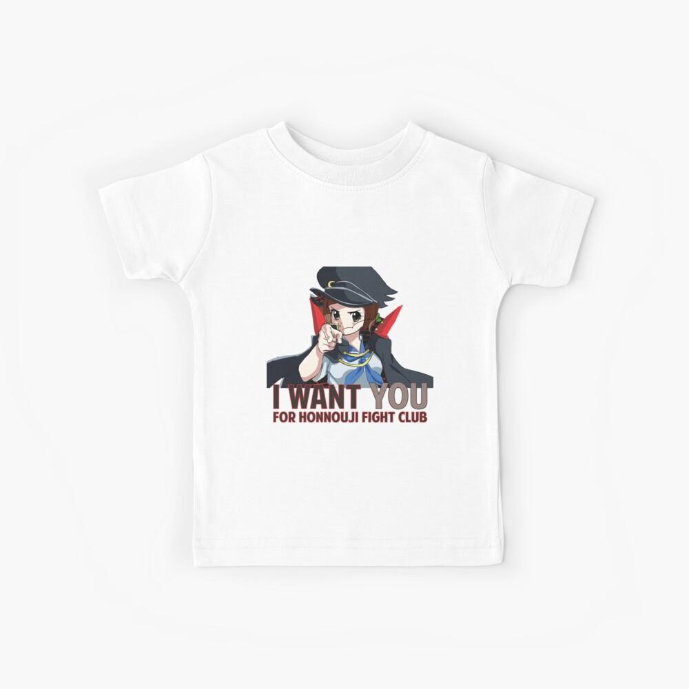 Club de lucha Mako Camiseta para niños