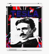 Nicholas Tesla iPad Case/Skin