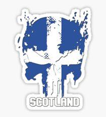 Scotland Sticker