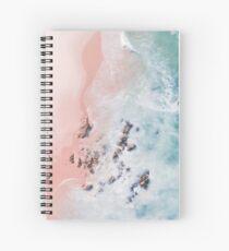 sea bliss Spiral Notebook