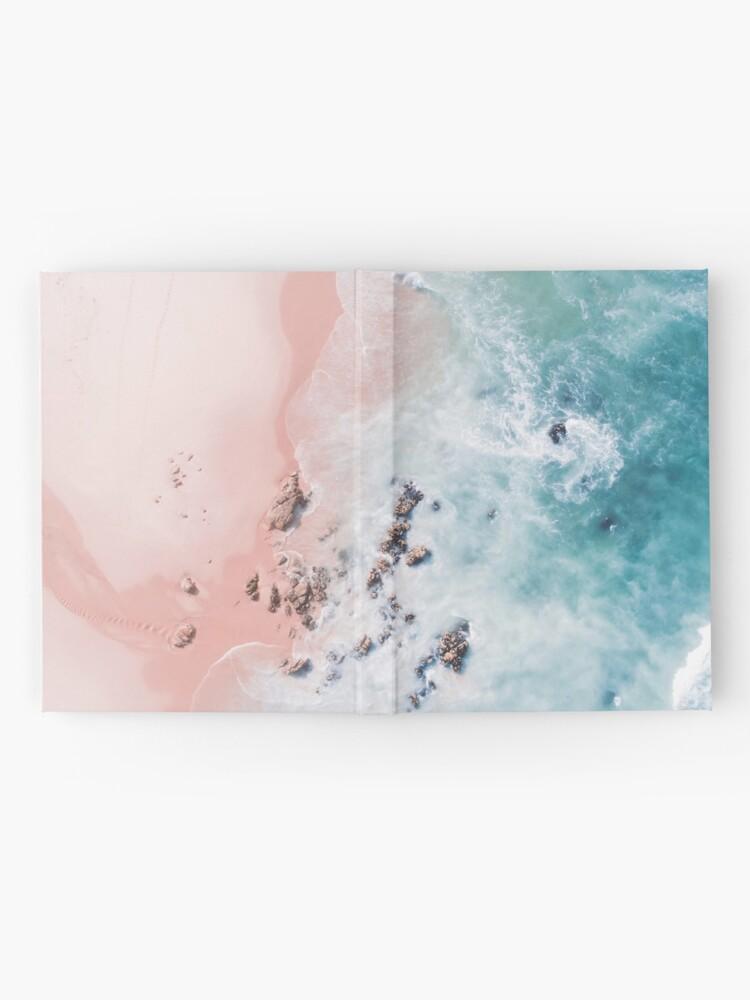 Alternate view of sea bliss Hardcover Journal