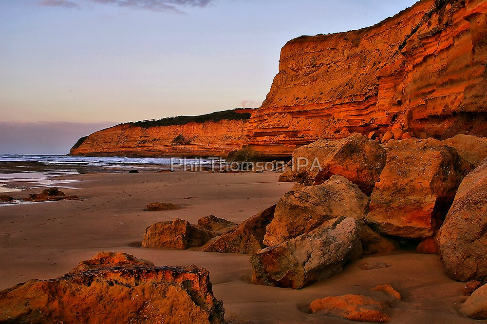 """Dawn at Bird Rock"" by Phil Thomson IPA"