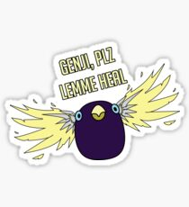 Lemme Heal! Sticker