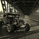1931 Nash Coupe Rat Rod by TeeMack