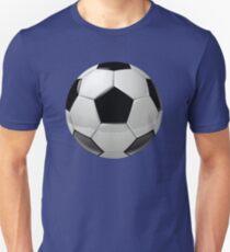 Soccer Ball Illustration T-Shirt