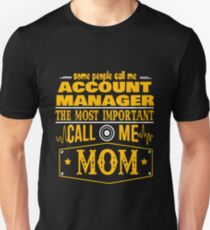 ACCOUNT MANAGER BEST COLLECTION 2017 Unisex T-Shirt