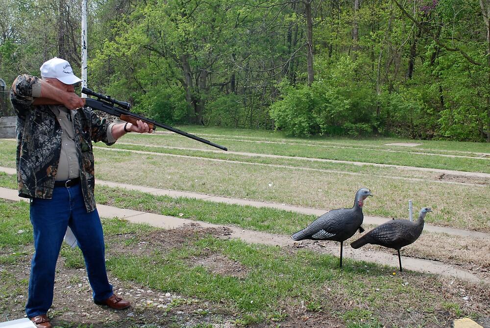 Turkey hunting in Missouri by Jim Caldwell