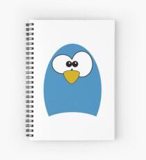 Tux Spiral Notebook