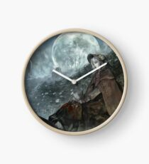 Doll - Bloodborne Clock