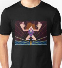 The Wrestler Lady T-Shirt
