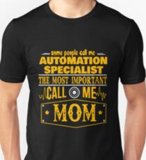AUTOMATION SPECIALIST BEST COLLECTION 2017 T-Shirt