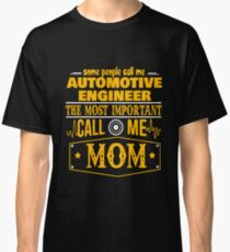 AUTOMOTIVE ENGINEER BEST COLLECTION 2017 Classic T-Shirt