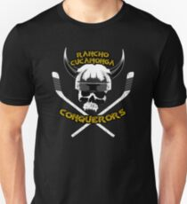 Rancho Cucamonga Conquerors Unisex T-Shirt